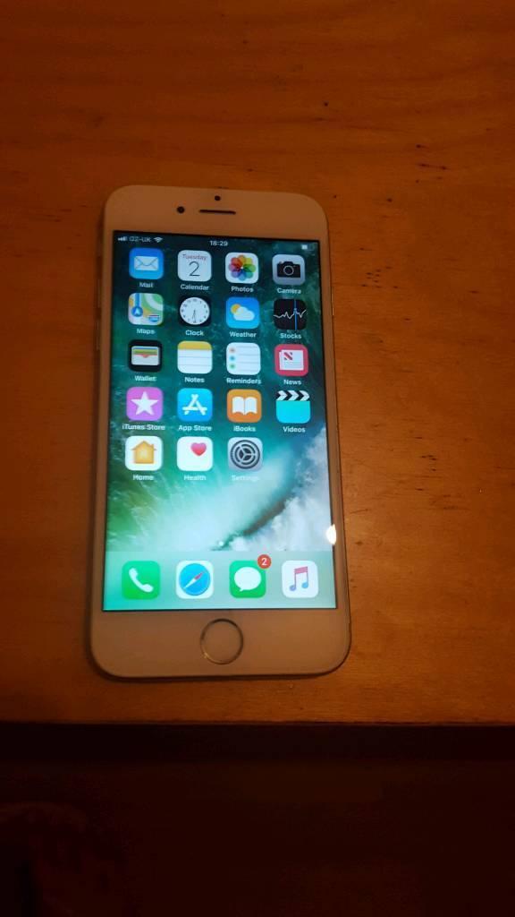 IPhone 6 unlocked. 16GB