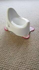 Free potty