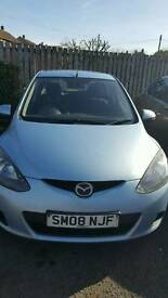MAZDA 2 NEEDS NOTHING READY TO DRIVE AWAY