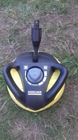 Karcher T350 patio head