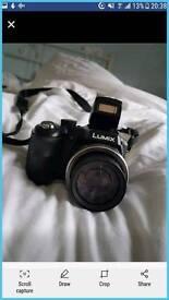 Lumix bridge camera