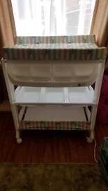 ***BARGAIN, MY CHILD PEACHY CHANGING TABLE UNIT***