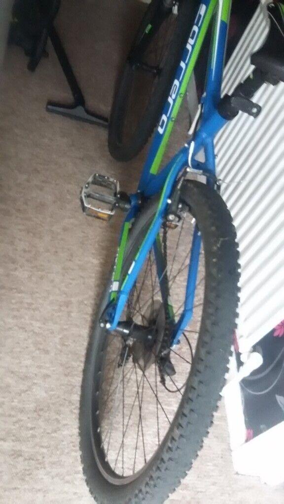 carrera valour 27 5 inch wheels bike | in Sacriston, County Durham | Gumtree