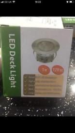 Brand new kitchen deck light bulbs
