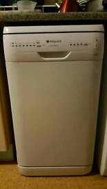Hotpoint dishwasher spare or repair