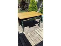 Pine Dining kitchen Table 4ft