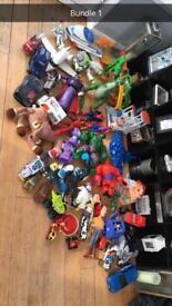 Huge boy toy bundle