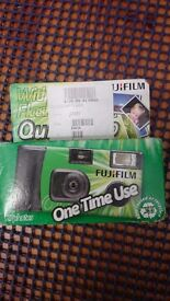 Fujifilm One-Time-Use Camera