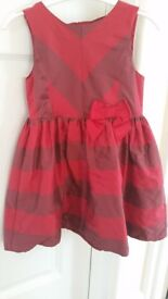 Girls Dress 1 1/2 - 2 years
