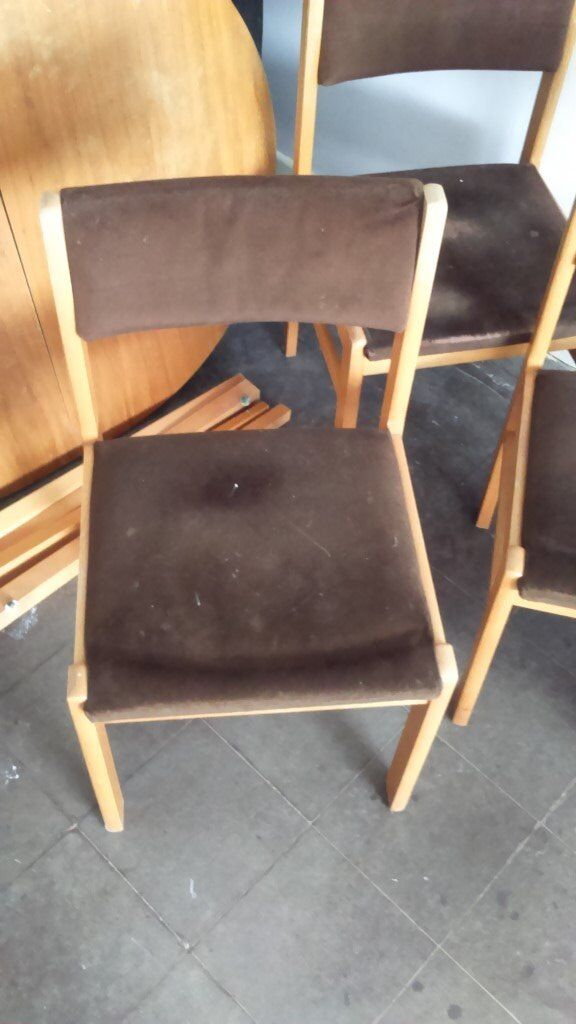 Dining table and four chairsin Loughborough, LeicestershireGumtree - dining table and four chairs for sale table dismantled ready for collection )