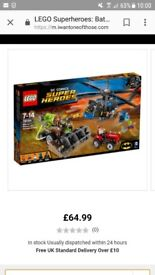 Lego super heroes BRAND NEW