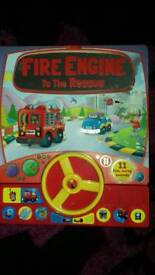 Childs fire engine book