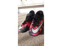 Little Boys Football Boots size 10