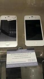 Apple iPhone 4 4s on Vodafone