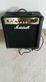 Marshall MG15 Amp