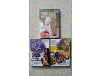 Dracula / Frankenstein Classic Hammer Horror DVDs