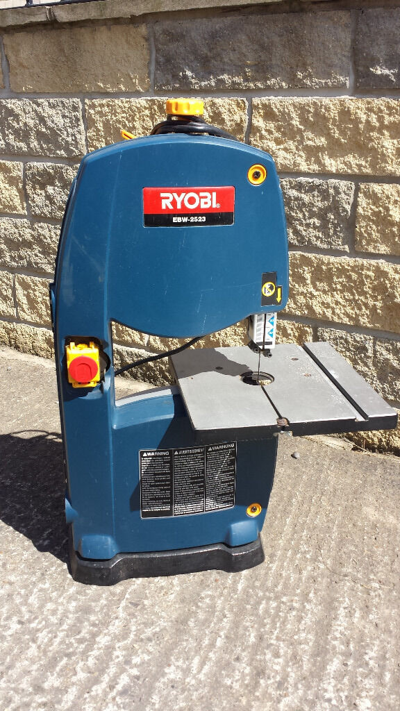 Ryobi Ebw 2523 Bench Top Bandsaw In Tadcaster North Yorkshire Gumtree