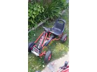 2x go karts new condition