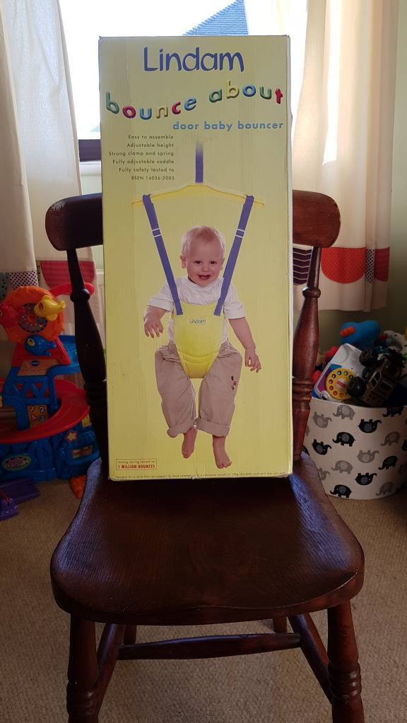 119827df3 Door baby bouncer