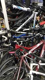 Bikes carrera specialized gt Apollo racing muddyfox