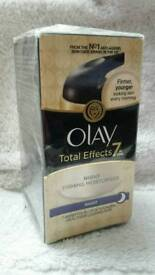 Olay Total Effects 7-in-1 Night Firming Moisturiser