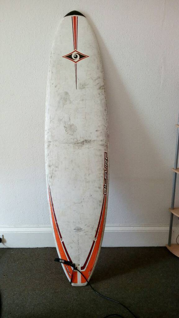 Bic trainer surfboard for sale. 7ft 2 (2m
