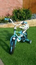 Child's Police Patrol Bike