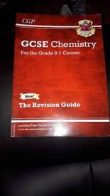 Triple Science GCSE Revison Guides. Chemistry, Biology, Physics.