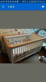 Georgeous nursery furniture set