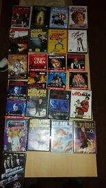 156 dvds box sets variety.
