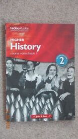 Higher History Course Notes Book 1 Leckie and Leckie