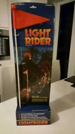 Retro lights for choppers or Grifters or trailers