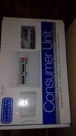 Consumer unit/ fuse box