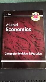 A Level Economics CGP Revision Guide + FREE Course Companion for Microeconomics