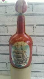 Nautical bottle