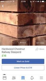 Chestnut sleepers