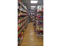 off license conveniece store