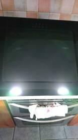 Black extractor fan