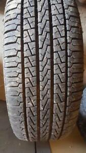 1 PNEU ETE - RADIAL 205 65 15 - 1 SUMMER TIRE