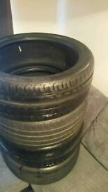 Set of 18' tyres