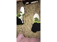 Men's football boots. Adidas 15X + SL FG/AG.