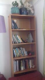 Tall sturdy shelves £25