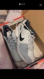 Grey Nike size 6 trainers