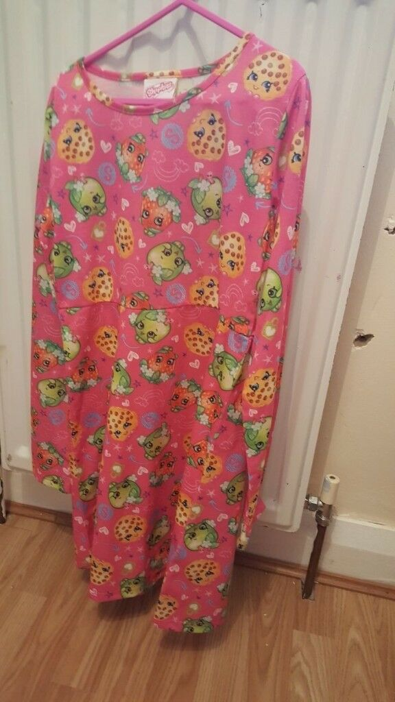 Girls shopkin dress