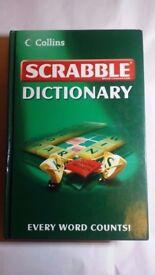 Collins Official Scrabble Mattel Dictionary