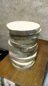 10 log slices