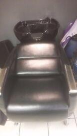Salon hair basin