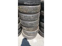 205 60 16 MICHELIN TYRES AUDI A4 A6 BMW 2 3 4 SERIES CITROEN SYNERGIE PICASSO MERCEDES B C E CLASS