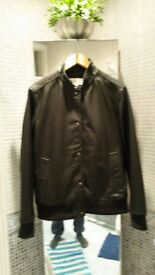 Reiss leather