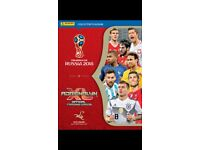 Panini Russia 2018 cards XL adrenalyn to swap